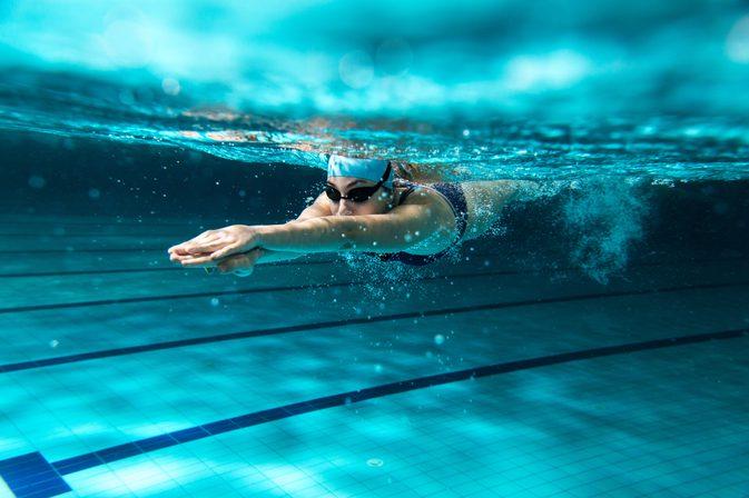 swim, reality, accept